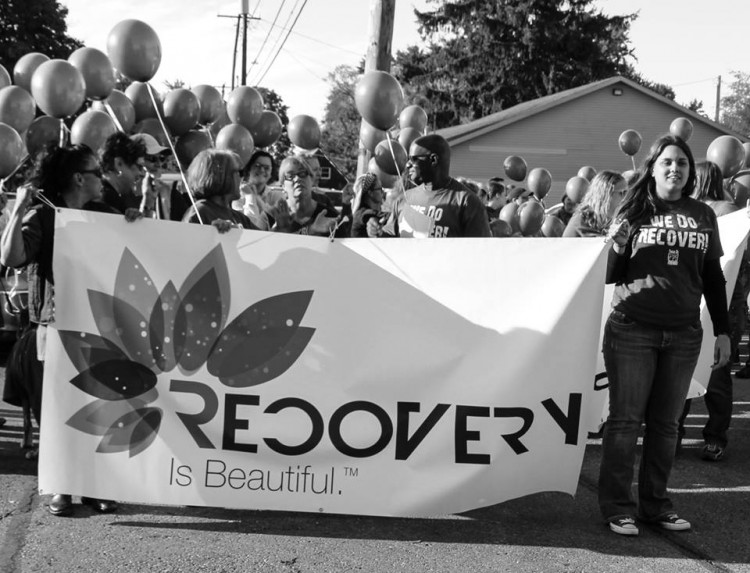 Focus on Friends First Recovery March